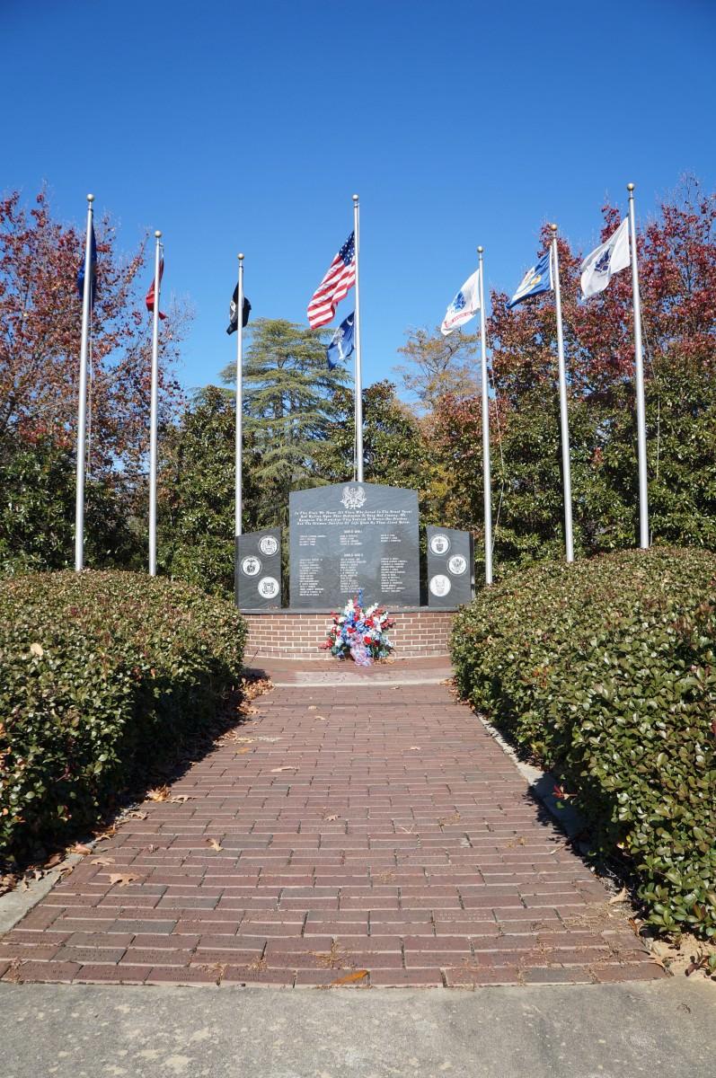 Belton Veterans Park