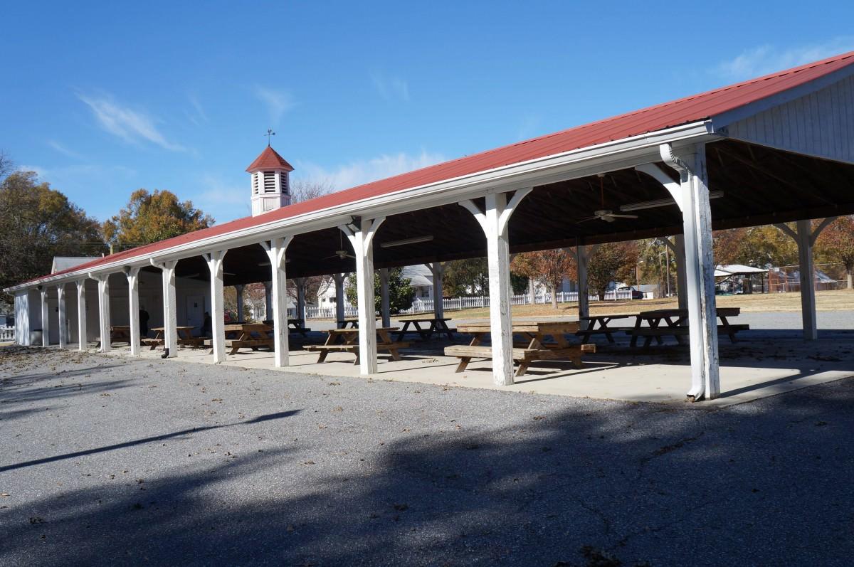 Farmers Market & Park Rentals