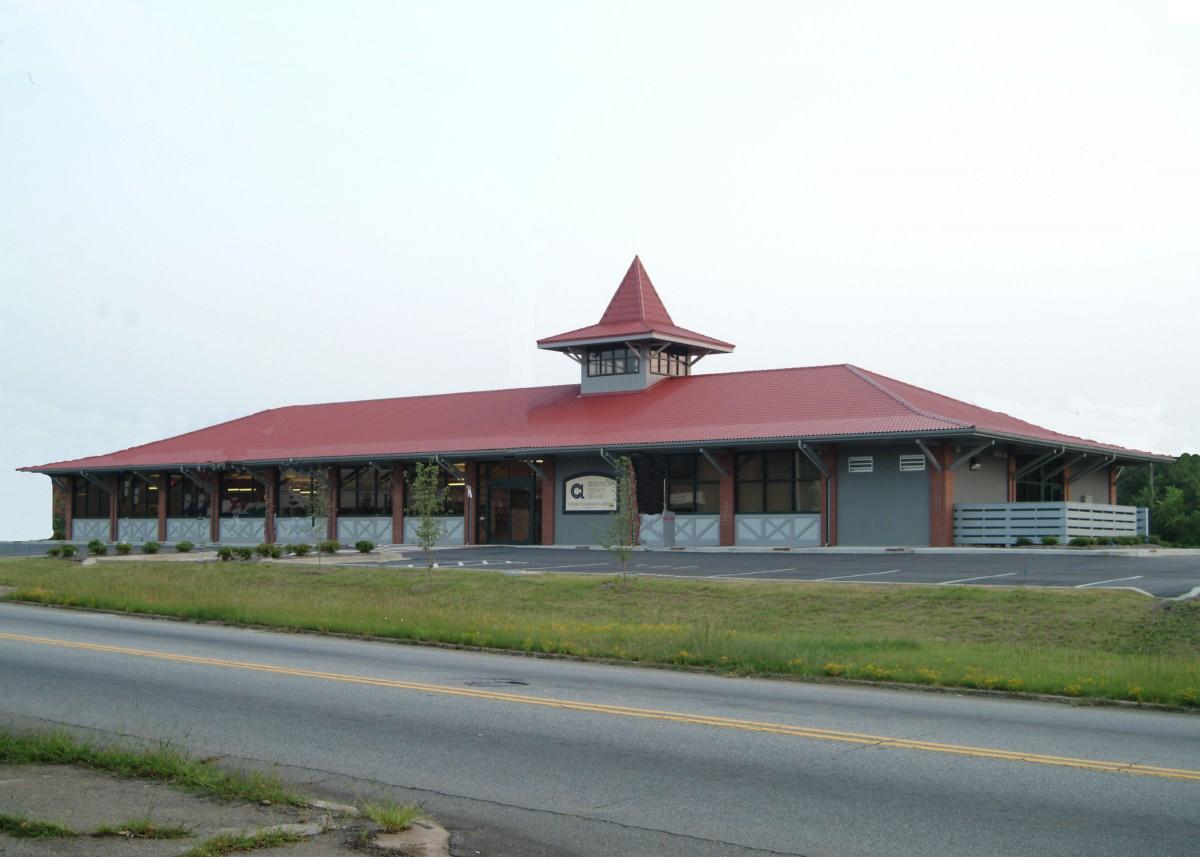 Belton Library