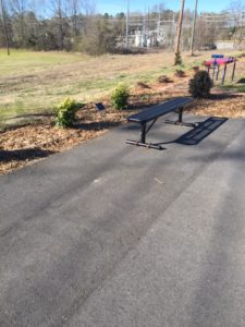 Benches and Exercise Equipment-Phase I